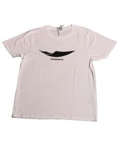 LOGO T-SHIRT - BLANCO